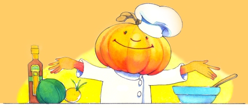 Chef Pumpkinhead