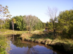 The hayriver