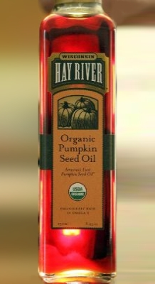 Hay River Pumpkin Seed Oil