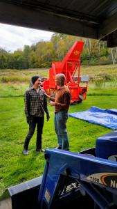 Fall Harvest Bob & Ken 2015